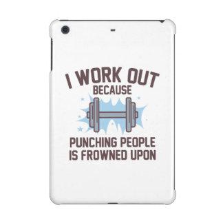 I Work Out iPad Mini Case