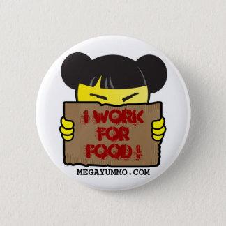 I WORKFORFOOD ! BUTTON