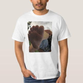 I WORSHIP AT HER FEET! T-Shirt