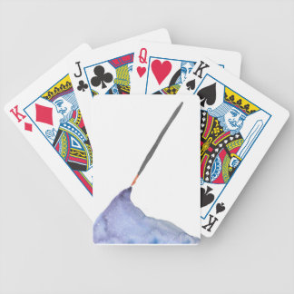 I Wrote This For You Bicycle Playing Cards