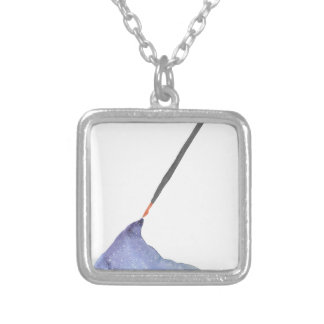 I Wrote This For You Silver Plated Necklace