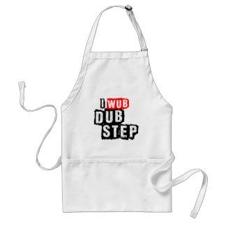 I Wub Dubstep Standard Apron