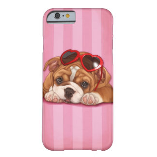 I wuv you barely there iPhone 6 case