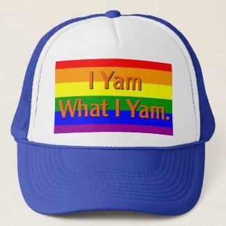 I Yam What I Yam. Trucker Hat