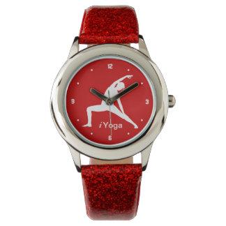i Yoga - I love Yoga Sporty Style Watches