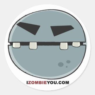 I Zombie You - Stickers