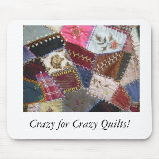 IA-Ill. Quilt group, English gallery, train dep... Mouse Pad