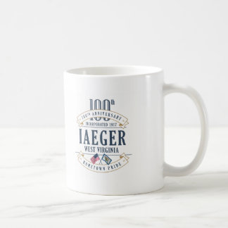 Iaeger, West Virginia 100th Anniversary Mug