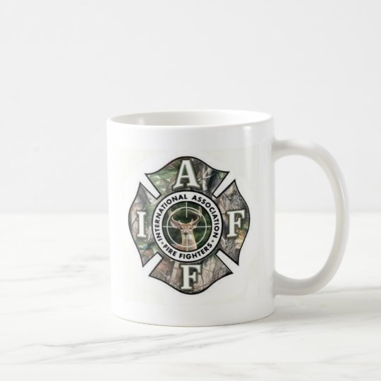 IAFF Deer Coffee Mug
