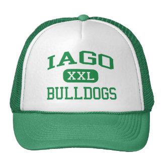 Iago - Bulldogs - Junior - Boling Texas Trucker Hat