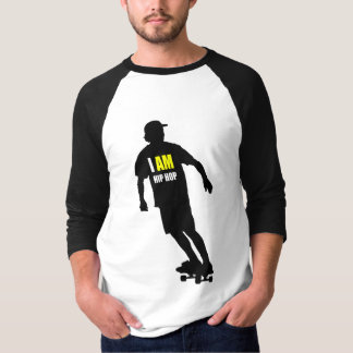 IAHH-SILHOUETTE-SKATEBOARDER-MALE T-Shirt