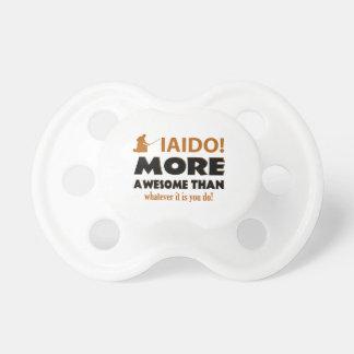 IAIDO DESIGN PACIFIER