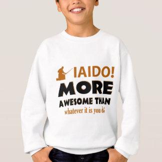 IAIDO DESIGN SWEATSHIRT