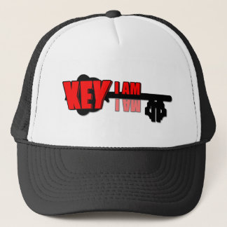 Iam Key Trucker Hat