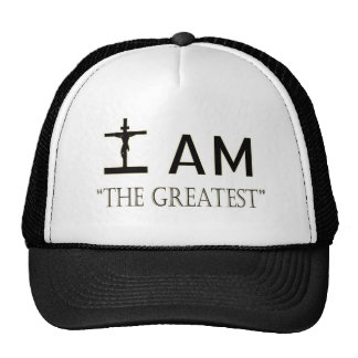 IAM_team_hat Trucker Hat
