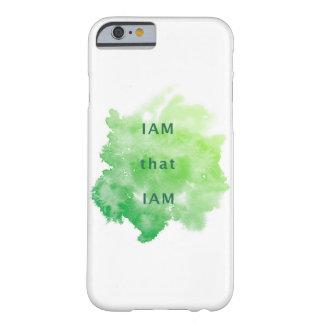 IAM that IAM iPhone Case