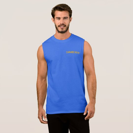 IAMAREBEL! Sleeveless shirt
