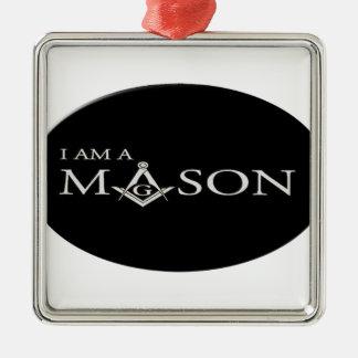 iamason metal ornament