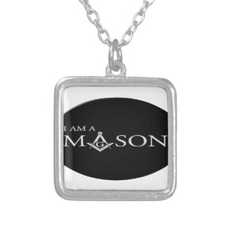iamason silver plated necklace