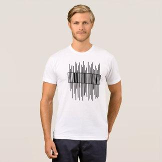 IAN bars code T-Shirt