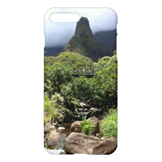 Iao Needle in Iao Valley State Park, Maui, Hawaii iPhone 8 Plus/7 Plus Case