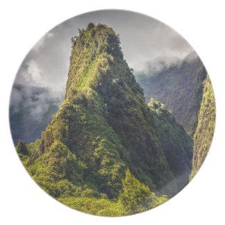 Iao Valley Maui Plate
