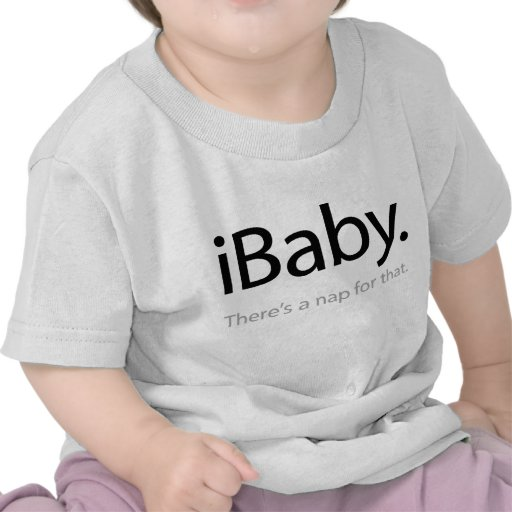 iBaby - iSpoof Tshirts
