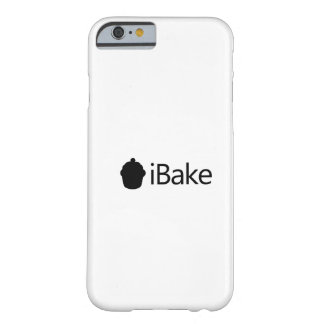 iBake Cupcake iPhone 6 case