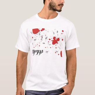 Ibasyo Barbed Splatter T-Shirt