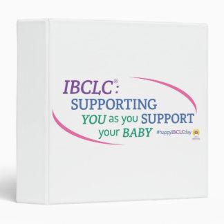 "IBCLC® Day 1.5"" 3-Ring Binder (English)"