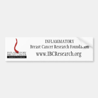 IBCR Foundation Bumper Sticker