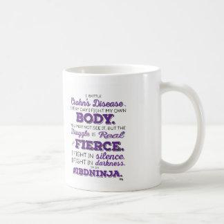 #IBDninja (Crohn's Disease) Mug