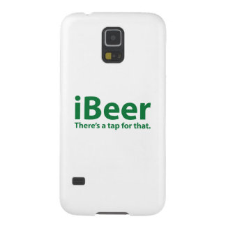 iBeer There's A Tap For That Galaxy S5 Case