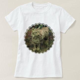 Iberian Lynx Ladies T-Shirt