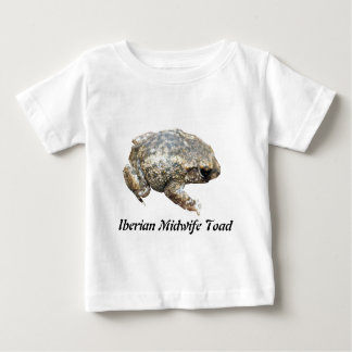 Iberian Midwife Toad Baby T-Shirt