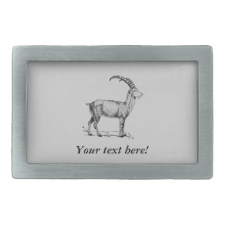 Ibex Belt Buckle