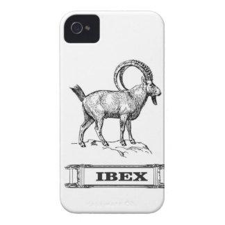 ibex fancy curl iPhone 4 Case-Mate cases