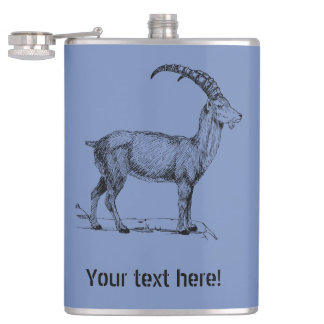 Ibex Hip Flask