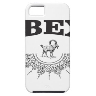 ibex the artwork iPhone 5 case