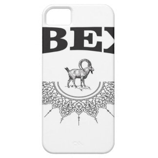 ibex the artwork iPhone 5 cover