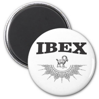 ibex the artwork magnet