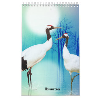 Ibis Wall Calendar