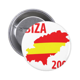 Ibiza 2009 pinback buttons