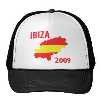 Ibiza 2009 trucker hat