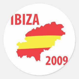 Ibiza 2009 sticker