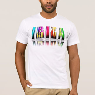 Ibiza 2011 letters T-Shirt