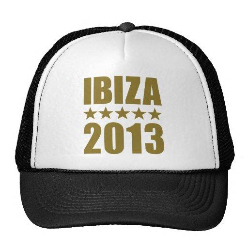 Ibiza 2013 mesh hat