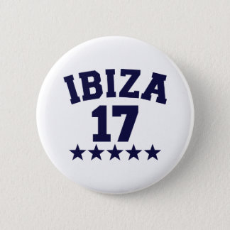 Ibiza 2017 2 inch round button