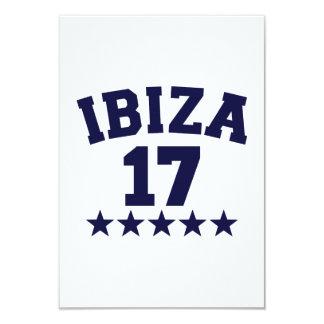 Ibiza 2017 card