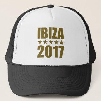 Ibiza 2017 trucker hat